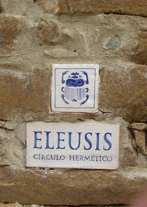 Eleusis Círculo Hermético Encuentros Eleusinos Fernando Sánchez Dragó