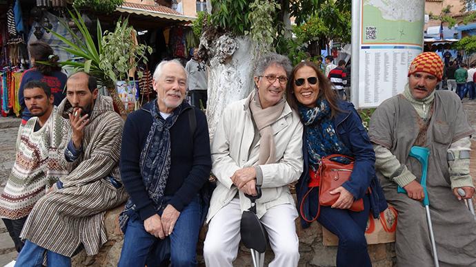 encuentros eleusinos en Marruecos
