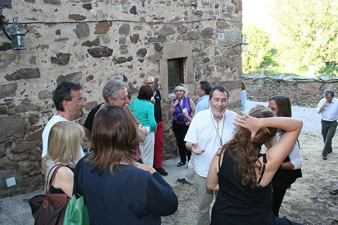 encuentros eleusinos en Castilfrío