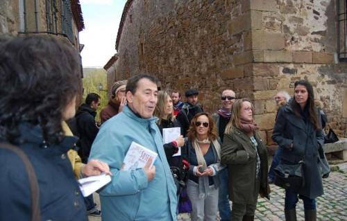 Programa del I Encuentro Eleusino en Castilfrío
