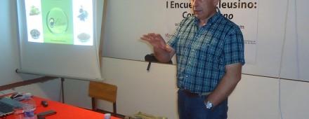 «Últimos descubrimientos de las propiedades saludables de la semilla de olivo», con José María Olmo