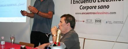 «¿Endorfinas?, el placer es mío», con el Dr. José Miguel Gaona
