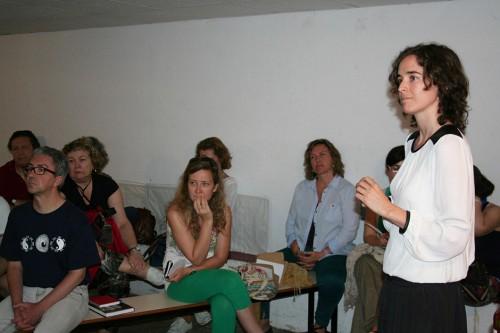 «Alimentación, emociones y estrés», con María Díez