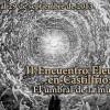 Programa del II Encuentro Eleusino en Castilfrío