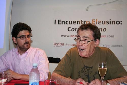Inauguración del I Encuentro Eleusino en Castilfrío