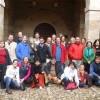 Foto de familia del II Encuentro Eleusino en Castilfrío