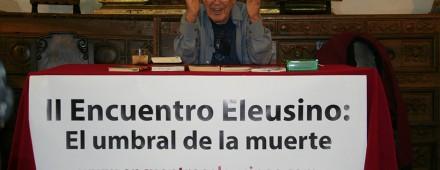 «Mira que te mira Dios: citar de frente a la muerte», con Fernando Sánchez Dragó