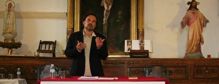 «Morir antes de morir: aprender a vivir», con Javier Esteban