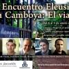 Ponentes del IV Encuentro Eleusino en Camboya