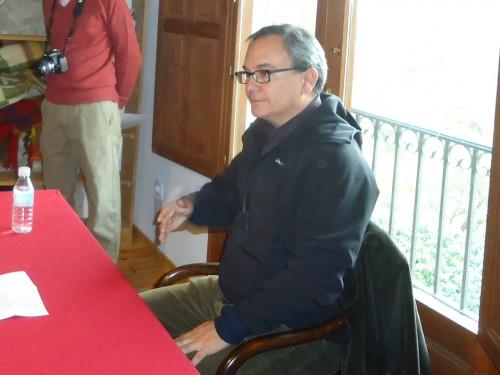 «Biografía del silencio», con Pablo d'Ors