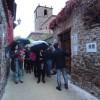 Paseo por Castilfrío en el III Encuentro Eleusino