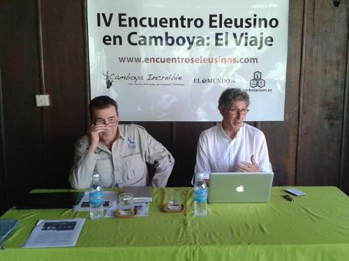 «El viaje interior», con Francisco López-Seivane