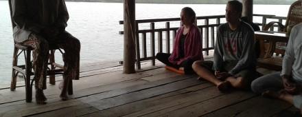 Meditación al amanecer con Francisco López-Seivane