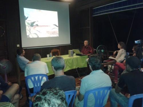«El viaje chamánico o la experiencia del tiempo en los estados de trance», con José María Poveda