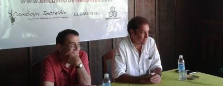 «Camboya, un excelente lugar para empezar de nuevo», con Salvador Fernández