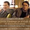 Nacen los Encuentros Eleusinos en el Café Gijón