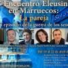 Programa del V Encuentro Eleusino en Marruecos