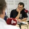 Dragó habla en esRadio sobre los Encuentros Eleusinos en el Café Gijón