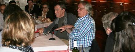 Encuentros Eleusinos en el Café Gijón: Tertulia con Alberto Vázquez-Figueroa