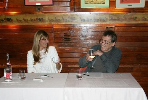 Encuentros Eleusinos en el Café Gijón: Tertulia con Reyes Monforte