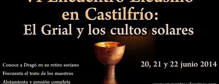 Programa del VI Encuentro Eleusino en Castilfrío