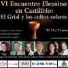Ponentes del VI Encuentro Eleusino en Castilfrío
