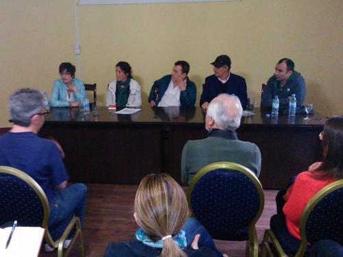 Debate: «La pareja», con los ponentes del V Encuentro Eleusino