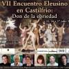 Ponentes del VII Encuentro Eleusino en Castilfrío