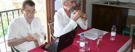 «Bajo el sol de Mitra», con Álvaro Bermejo