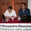 «Tras las huellas del Grial en España», con Javier Sierra