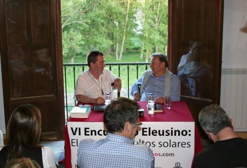 «Los cátaros y el Grial», con Luis Racionero