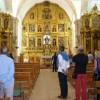 Visita a la iglesia de Castilfrío