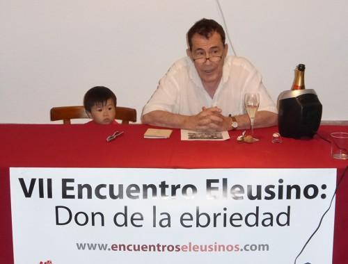 «La tormentosa búsqueda del Ser o la flauta del dios Pan», con Fernando Sánchez Dragó