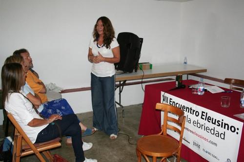 Taller de relajación y atención plena, con Marcela Çaldumbide
