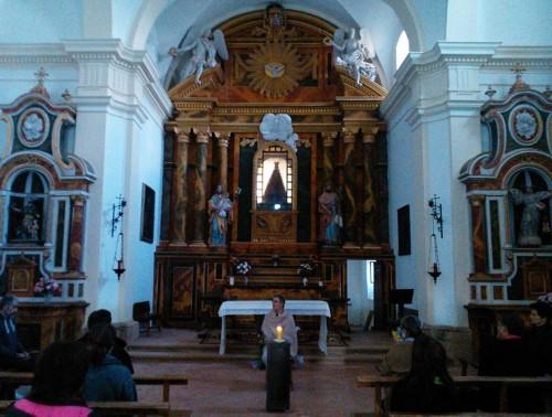 Taller de meditación en la ermita de Castilfrío, con Francisco López-Seivane