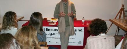«Lugares sagrados», con Francisco López-Seivane