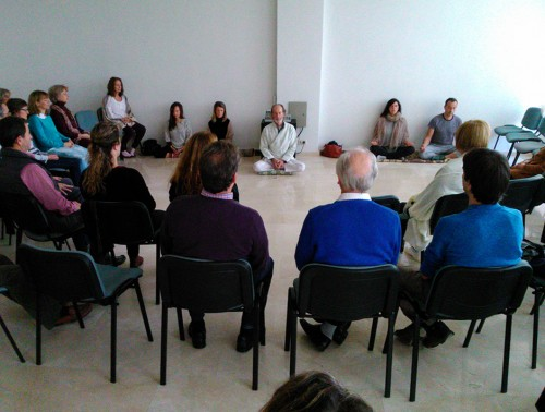 Taller de meditación, con Fernando Díez
