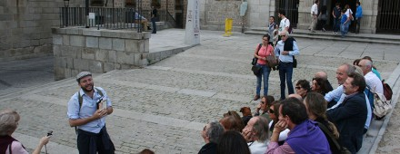 Visita guiada por la Ávila de Santa Teresa, con Jaime Buhigas
