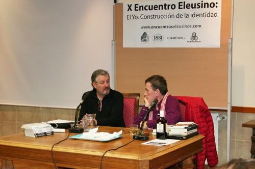 «Indagación sobre el Yo Absoluto», con Benigno Morilla