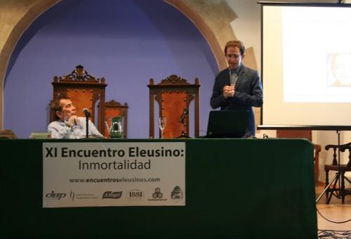 «Las promesas de inmortalidad: religión, filosofía y ciencia», con Carlos Blanco