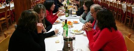 Álbum de familia del X Encuentro Eleusino en El Escorial