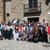 Álbum de familia del XII Encuentro Eleusino en Castilfrío