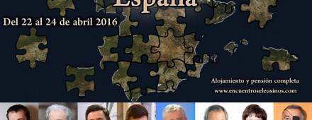 Programa del XIV Encuentro Eleusino en El Escorial