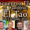 """XV Encuentro en Castilfrío: """"El Tao"""". Del 1 al 3 de julio de 2016"""