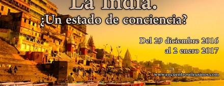 Programa del XVII Encuentro Eleusino en Benarés: La India