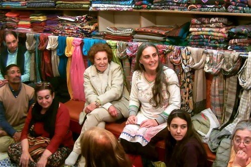 «Varanasi en el día a día», con Cristina Iglesias