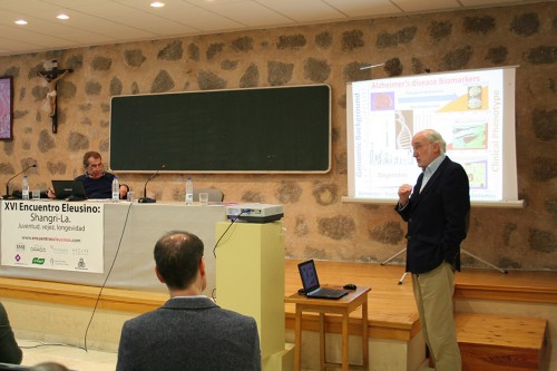«Medicina personalizada y estrategias preventivas para un cerebro sano», con el Dr. Ramón Cacabelos