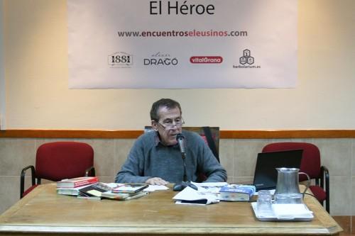 «Navigare necesse est: la lección de Aquiles», con Fernando Sánchez Dragó