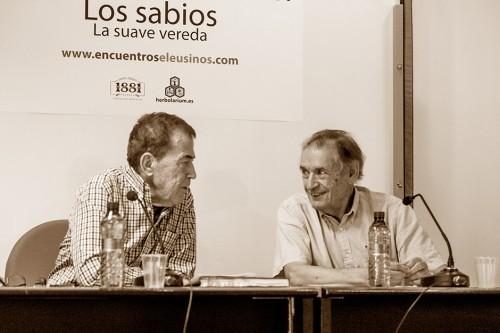 «Sucede que no me canso de ser hombre», con Gabriel Tortella