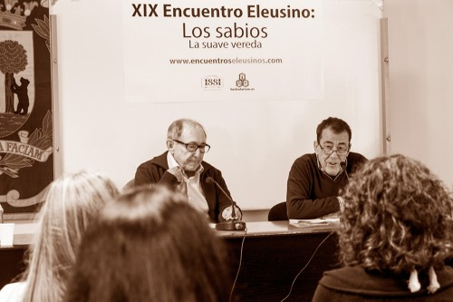 «Los maestros que tuve», con Manuel Fraijó